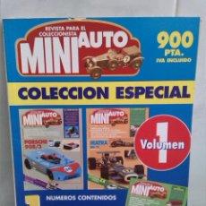 Hobbys: MINI AUTO COLECCION ESPECIAL VOL. 1. Lote 42465921