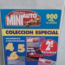 Hobbys: MINI AUTO COLECCION ESPECIAL VOL. 2. Lote 42465947