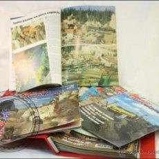 Hobbys: COLECCIÓN DE REVISTAS MUNDO FERROVIARIO - NÚMEROS 1 AL 15 - 1993-1994 - EDITA RESISTOR. Lote 43346255