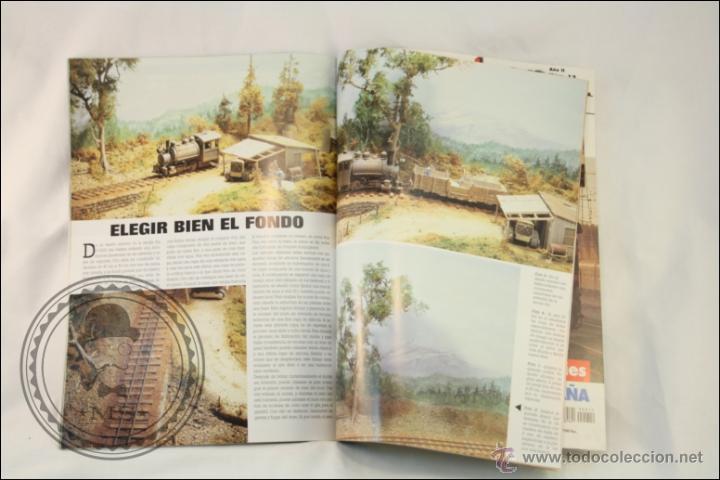 Hobbys: Colección de Revistas Mundo Ferroviario - Números 1 al 15 - 1993-1994 - Edita Resistor - Foto 5 - 43346255