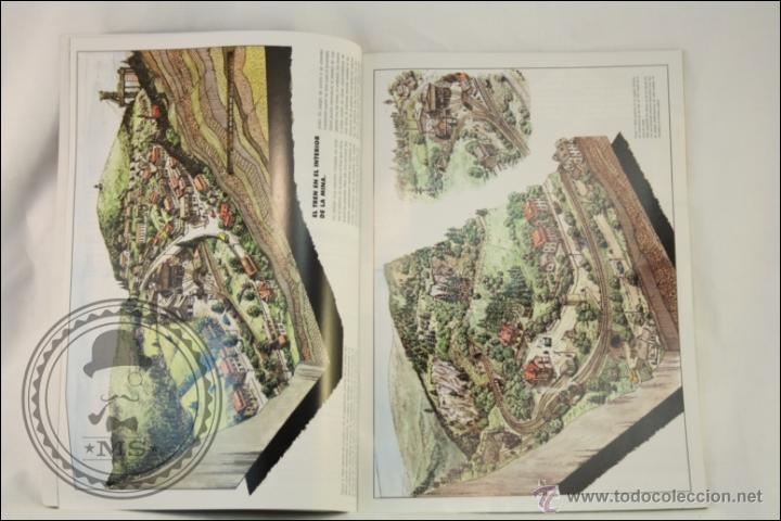 Hobbys: Colección de Revistas Mundo Ferroviario - Números 1 al 15 - 1993-1994 - Edita Resistor - Foto 6 - 43346255