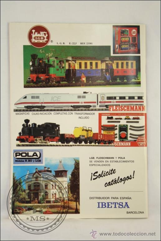 Hobbys: Colección de Revistas Mundo Ferroviario - Números 1 al 15 - 1993-1994 - Edita Resistor - Foto 7 - 43346255