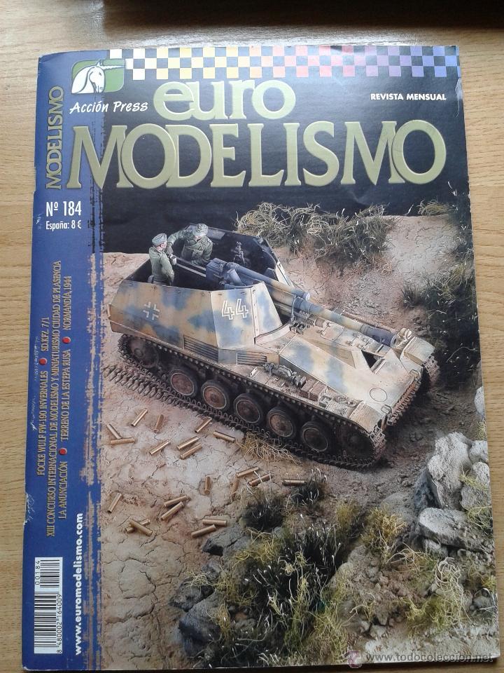REVISTA EUROMODELISMO (Juguetes - Modelismo y Radiocontrol - Revistas)