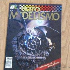 Hobbys: EURO MODELISMO Nº 75. MONDIAL DE LA MINIATURE 1998 - ACCION PRESS. EXCELENTE ESTADO. Lote 43815995