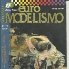Hobbys: EURO MODELISMO Nº 179 ACCIÓN PRESS. Lote 43876975
