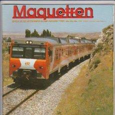 Hobbys: FERROCARRIL - MAQUETREN - Nº 118 / 2003 - REVISTA DE LOS AFICIONADOS AL TREN MAQUETA Y REAL. Lote 44056697