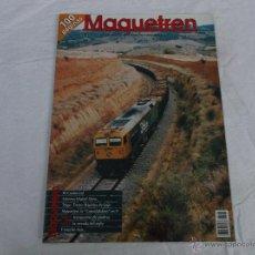Hobbys: MAQUETREN Nº 112. 100 PÁGINAS. AÑO XI. Lote 211421280