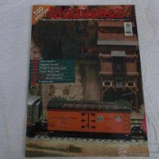Hobbys: MAQUETREN Nº 113. 100 PÁGINAS. AÑO XI. Lote 211421315