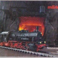 Hobbys: FERROCARRIL - CATALOGO MARKLÍN 1999 - MODELISMO FERROVIARIO. Lote 44069297