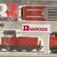 Hobbys: FERROCARRIL - CATALOGO RIVAROSSI 1990 - MODELISMO FERROVIARIO. Lote 44069343