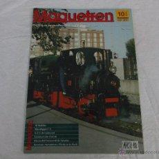 Hobbys: MAQUETREN Nº 104, AÑO X, 96 PÁGINAS. Lote 211432279
