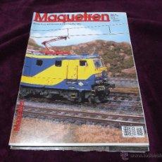 Hobbys: MAQUETREN Nº 79, AÑO IX, 78 PÁGINAS. Lote 206980573