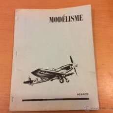 Hobbys: MODELISMO ALBACO 1.966 AVIONES MCCOY. Lote 46323049