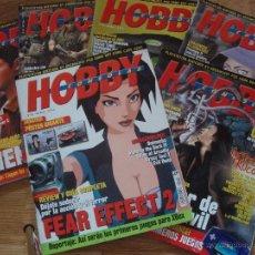 Hobbys: REVISTAS HOBBY CONSOLAS. Lote 46755190