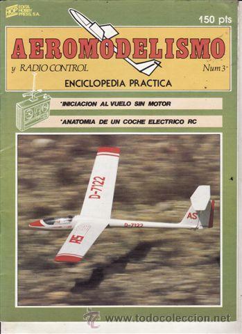 fasciculo aeromodelismo y radio control nº 3. i - Comprar Revistas ...