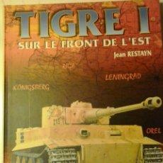 Hobbys: TIGER I EN EL FRENTE DEL ESTE. Lote 47755266