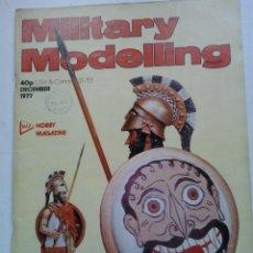 Hobbies - MILITARY MODELLING DICIEMBRE 1977 - 47879935