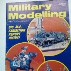 Hobbies - MILITARY MODELLING MARZO 1977 - 47879970