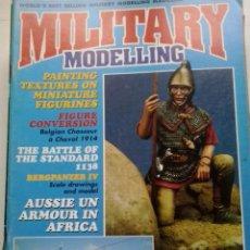 Hobbys: MILITARY MODELLING FEBRERO 1995. Lote 47881640