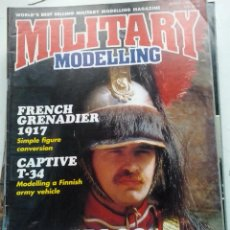 Hobbies - MILITARY MODELLING MARZO 1995 - 47881670