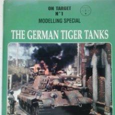 Hobbys: DIORAMAS VERLINDEN-THE GERMAN TIGER TANKS. Lote 47884507