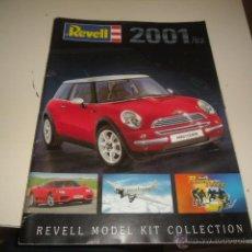 Hobbys: REVELL 2001 02 . Lote 48060946
