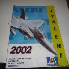 Hobbys: REVISTA ITALERI 2002 . Lote 48060960