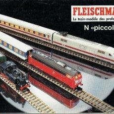 Hobbys: OFERTA CATÁLOGO DE TRENES FLEISCHMANN 1993/94 EN BUEN ESTADO. 100 PÁGINAS. MAGNÍFICAS FOTOS.. Lote 48327749