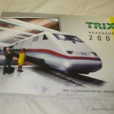Hobbys: CATALOGO TRIX 2008. Lote 48525076