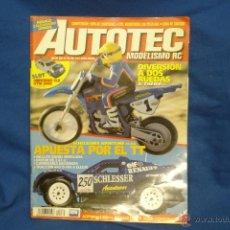 Hobbys: AUTOTEC MODELISMO RC - Nº 80 - REGALO CALENDARIO 2001. Lote 48892519