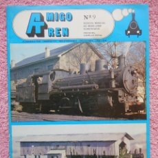 Hobbys: AMIGO TREN 9 ERNANDO VEGA GARCIA 1982 MODELISMO FERROVIARIO F. Lote 49585878