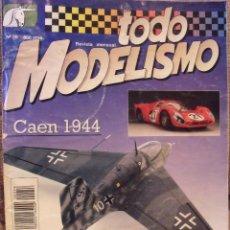 Hobbys: EUROMODELISMO - TODOMODELISMO NUMERO 58. Lote 49656679