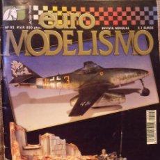 Hobbys: EUROMODELISMO - TODOMODELISMO NUMERO 92. Lote 49656709