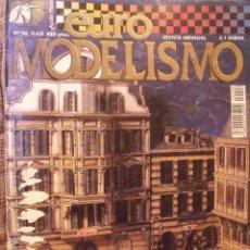 Hobbys: EUROMODELISMO - TODOMODELISMO NUMERO 96. Lote 49656747