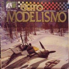 Hobbys: EUROMODELISMO - TODOMODELISMO NUMERO 111. Lote 49656798