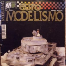 Hobbys: EUROMODELISMO - TODOMODELISMO NUMERO 116. Lote 49656819
