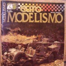 Hobbys: EUROMODELISMO - TODOMODELISMO NUMERO 119. Lote 49656854