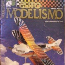 Hobbys: EUROMODELISMO - TODOMODELISMO NUMERO 137. Lote 49656943