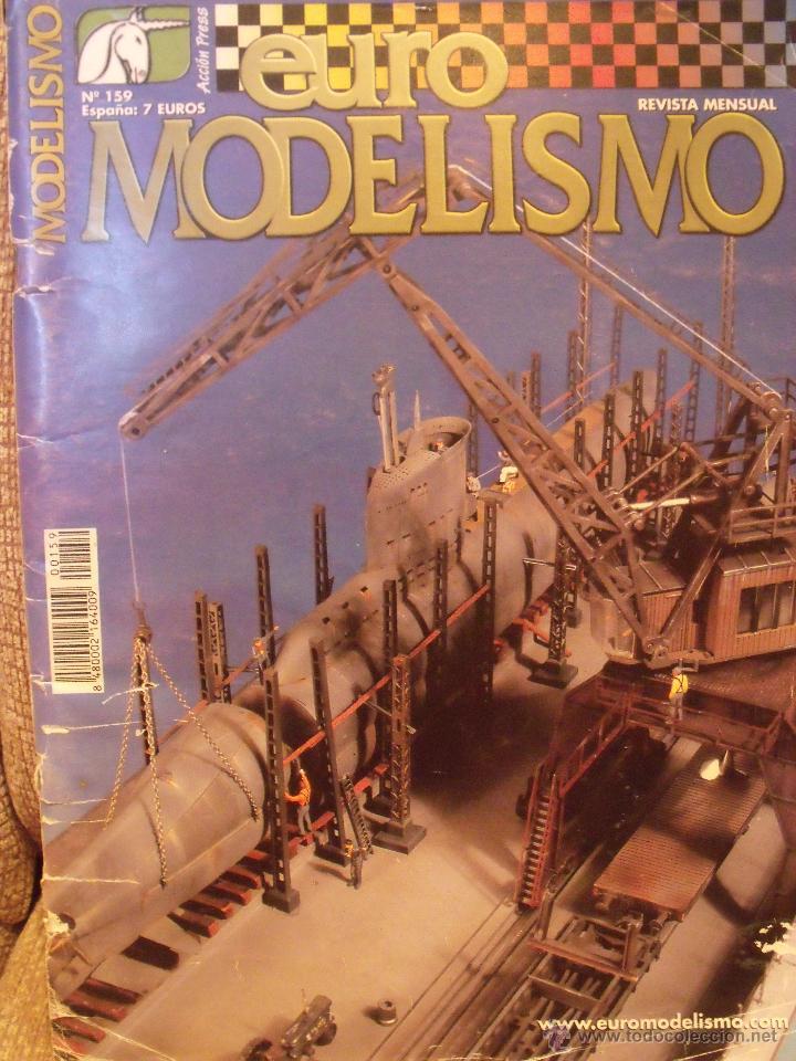 EUROMODELISMO - TODOMODELISMO NUMERO 159 (Juguetes - Modelismo y Radiocontrol - Revistas)