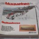 Hobbys: MAQUETREN Nº 10. QUITANIEVES. MUSEO DE MÉRIDA. VAPOR VIVO EN SUIZA. PAVONADO. BB301. . Lote 163319657