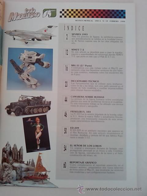 Hobbys: TODO MODELISMO -Nº19 -1994 - Foto 2 - 50086385
