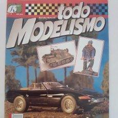 Hobbys: TODO MODELISMO -Nº13 -1993. Lote 50086601
