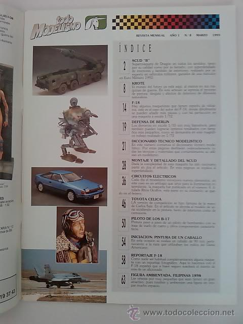 Hobbys: -TODO MODELISMO -Nº8 -1993 - Foto 2 - 50086714