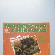 Hobbys: MODELISMO E HISTORIA Nº 16. M-48 A5 EN ESPAÑA. Lote 60157489