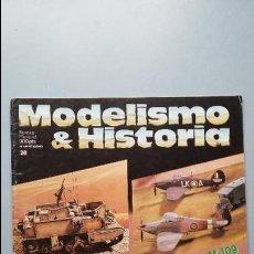 Hobbys: MODELISMO E HISTORIA Nº 28. CAÑON AUTOPROPULSADO M-109 EN ESPAÑA. Lote 50135239