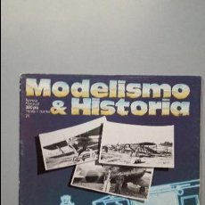 Hobbys: MODELISMO E HISTORIA Nº 34. BMR 600. Lote 50135274