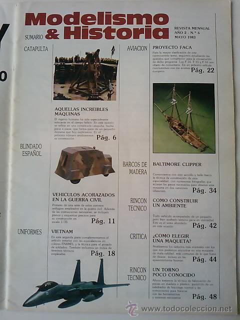 Hobbys: MODELISMO Y HISTORIA Nº6 - Foto 2 - 50306341