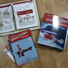 Hobbys: FASCÍCULOS COMPLETOS DE MONTA Y PILOTA TU FOKKER DRI - BARÓN ROJO - DE ALTAYA. . Lote 50510465