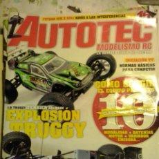 Hobbys: AUTOTEC-MODELISMO RC Nº 181. Lote 50827207