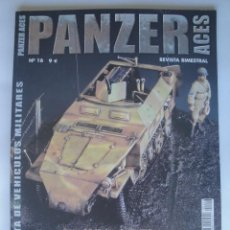 Hobbys: PANZER ACES Nº16 EUROMEDELISMO. Lote 51780063